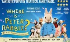 SAVE 25% ON  WHERE IS PETER RABBIT?