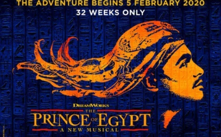 ABOUT THE PRINCE OF EGYPT